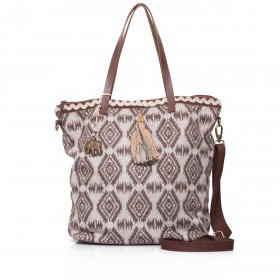 Anokhi Shopper Easy Cool Mountain Brown