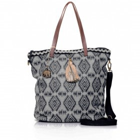 Anokhi Shopper Easy Cool Mountain Grey