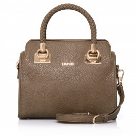 LIU JO New Anna Bowlingbag Green Military