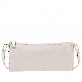 AIGNER Ivy Clutch 139085 Moon Grey