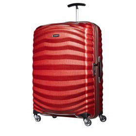 Samsonite Koffer/Trolley Lite-Shock 62766 Spinner 75 Chili Red