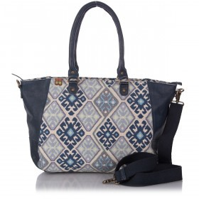 Desiderius Marcelina Inea Shopper Blue