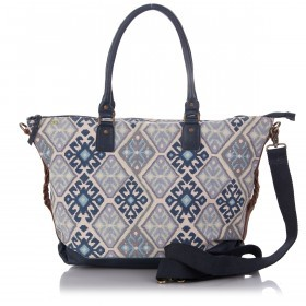 Desiderius Marcelina Kristi Shopper Blue