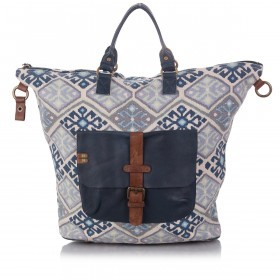 Desiderius Marcelina Rika Shopper Blue