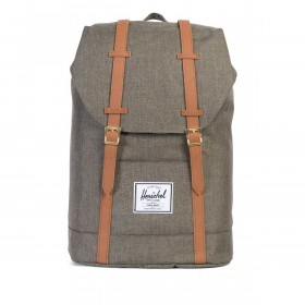 Herschel Rucksack Retreat 18L Cantee Crosshatch Tan