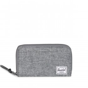 Herschel Thomas Wallet L Raven Crosshatch