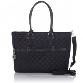 "Hedgren Diamond Touch Business Shopper Andreia 15,6""  Black"