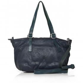 Campomaggi Shopper Leder C4603-REVL-1901 Blu