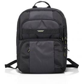 "Samsonite Infinipak 77697 Security Laptop Backpack 15.6"" Black"