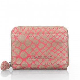 FREDsBRUDER Crazy Boa 133-11-25 Minibörse Leder Pink