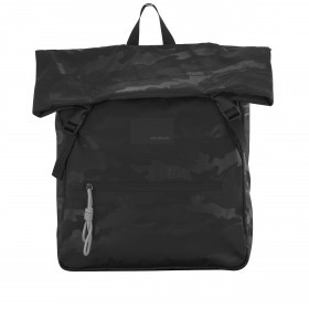 Strellson Redbridge Backpack LVF Black