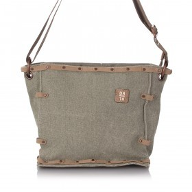 08|16 Ann Shoulder Bag Light Grey