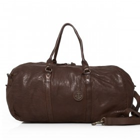 HARBOUR2nd Reisetasche Jan Chocolate Brown