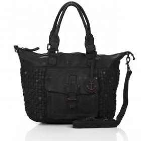 HARBOUR2nd Shopper Tora B3.6074 Dark Ash