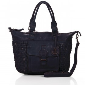 HARBOUR2nd Shopper Tora B3.6074 Midnight Navy