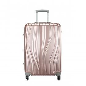 Loubs Trolley 4-Rollen Tulip M 66cm Rosé-Gold