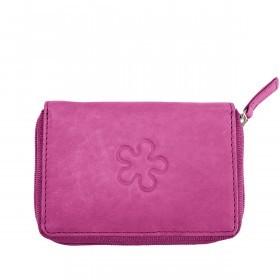 LOUBS Damenbörse Hibiscus 80562 Pink