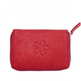 LOUBS Damenbörse Hibiscus 80562 Rot