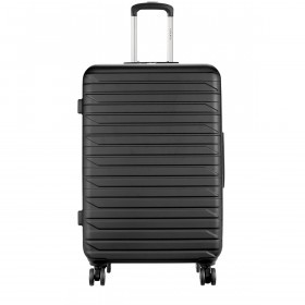 LOUBS Trolley 4-Rollen Perth L Schwarz