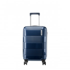 Samsonite Koffer/Trolley Maven 79932 Spinner 55 Blue