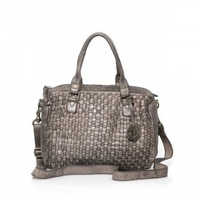 HARBOUR2nd Bowling Bag Fanny B3.4833 Stone Grey