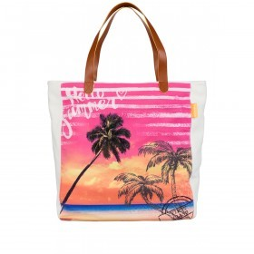 LOUBS Shopper Summer Bag 50265 Pink