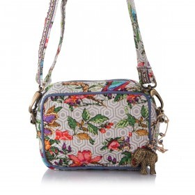 Anokhi Mini Crossbody Canvas
