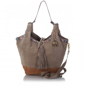 Anokhi Shopper Jasira 117-7106-920 Pail Taupe