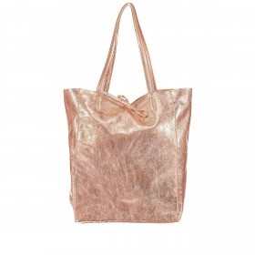Hausfelder Shopper Athena MA100-547 Rame Metallic