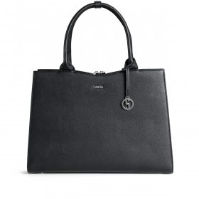 Socha Business Bag Straight Line Black