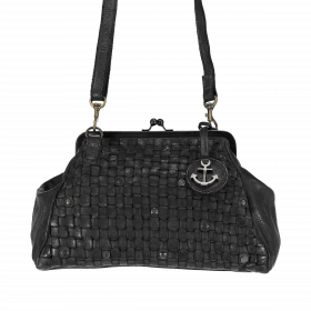 HARBOUR2nd Bügeltasche Palina B3.6339 Dark Ash