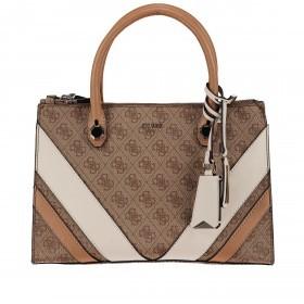 Guess Handtasche Slater HWSG66-84050-BRO Brown