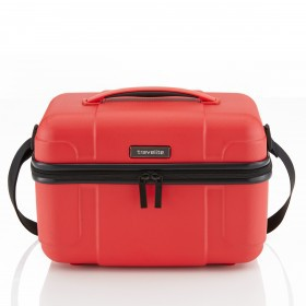Travelite Beautycase Rot