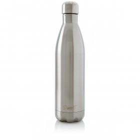 S'WELL BOTTLE 750ml LWB-SLVR07 Silver Lining