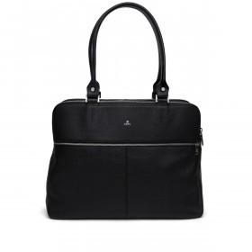 Adax Cormorano 259692 Jasmina Business Bag Black