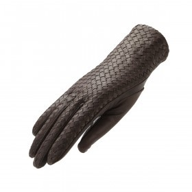 Adax Glove Line 368051 Damen-Handschuhe 7 Brown