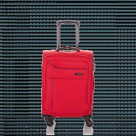 Travelite Solaris 4 Rollen Trolley 54cm Rot