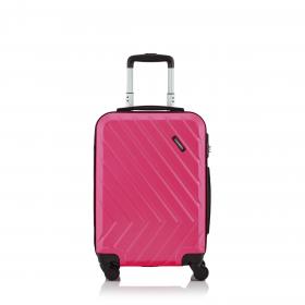 Travelite Quick 4-Rad Trolley 55cm Pink