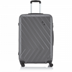 Travelite Quick 4-Rad Trolley 74cm Anthrazit