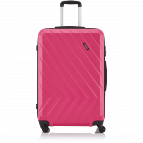 Travelite Quick 4-Rad Trolley 74cm Pink