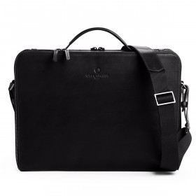 OFFERMANN Workbag L Fine Carbon Black