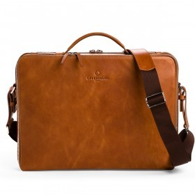 OFFERMANN Workbag L Cognac