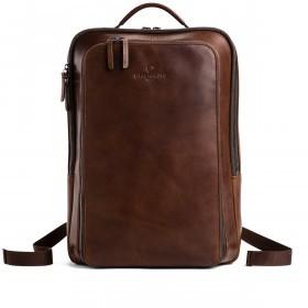 OFFERMANN Backpack M Chestnut Brown