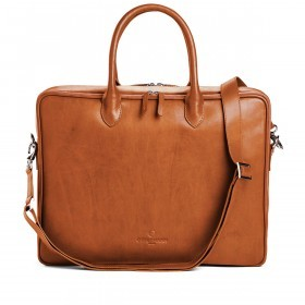 OFFERMANN Workbag Slim Fine Cognac