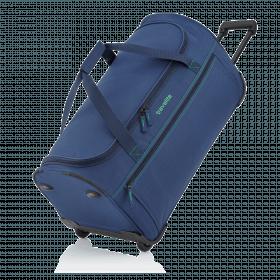 Travelite Basics Trolley Reisetasche 68cm Marine