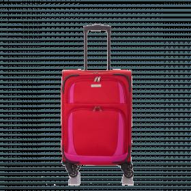 Travelite Paklite 4 Rollen Trolley 55cm Rot