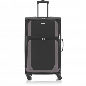 Travelite Paklite 4 Rollen Trolley 75cm Anthrazit