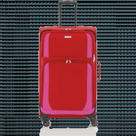 Travelite Paklite 4 Rollen Trolley 75cm Rot