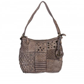 HARBOUR2nd Schultertasche Malina B3.6479 Stone Grey