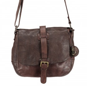 HARBOUR2nd Saddle Bag Nauja B3.4903 Chocolate Brown